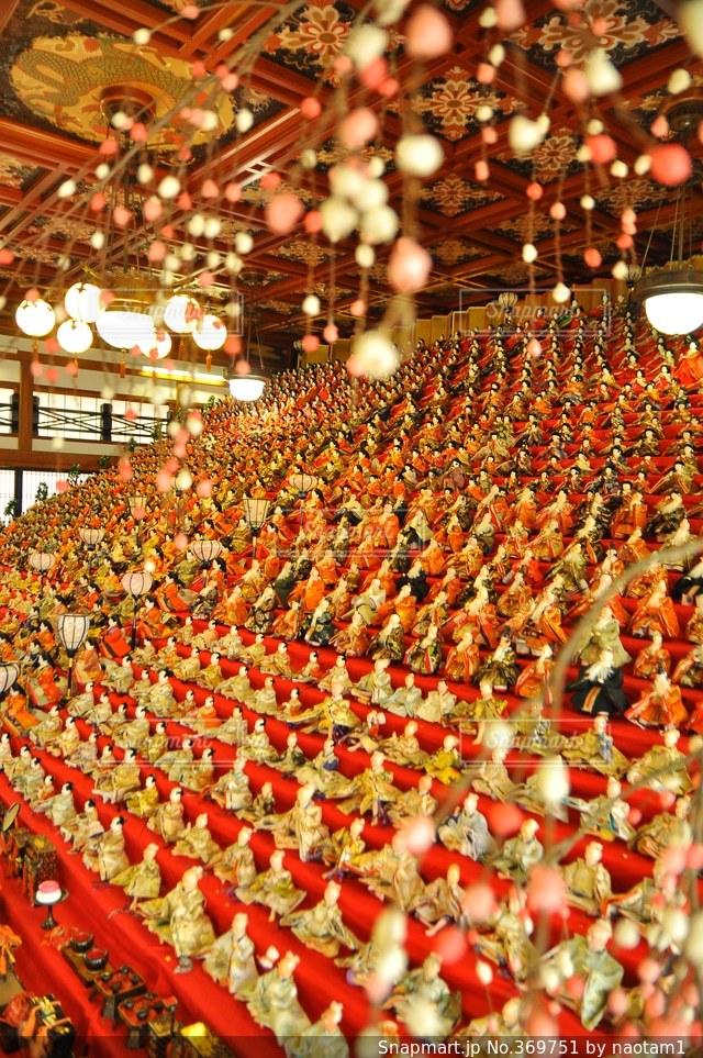 ひな祭りの写真・画像素材[369751]