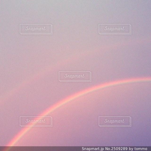 空の虹の写真・画像素材[2509289]