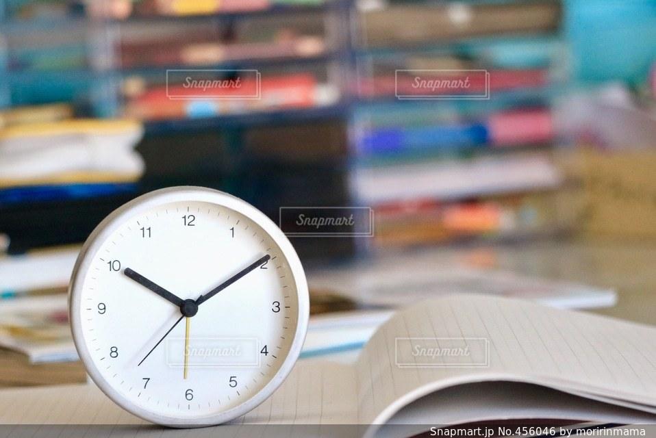 時計の写真・画像素材[456046]