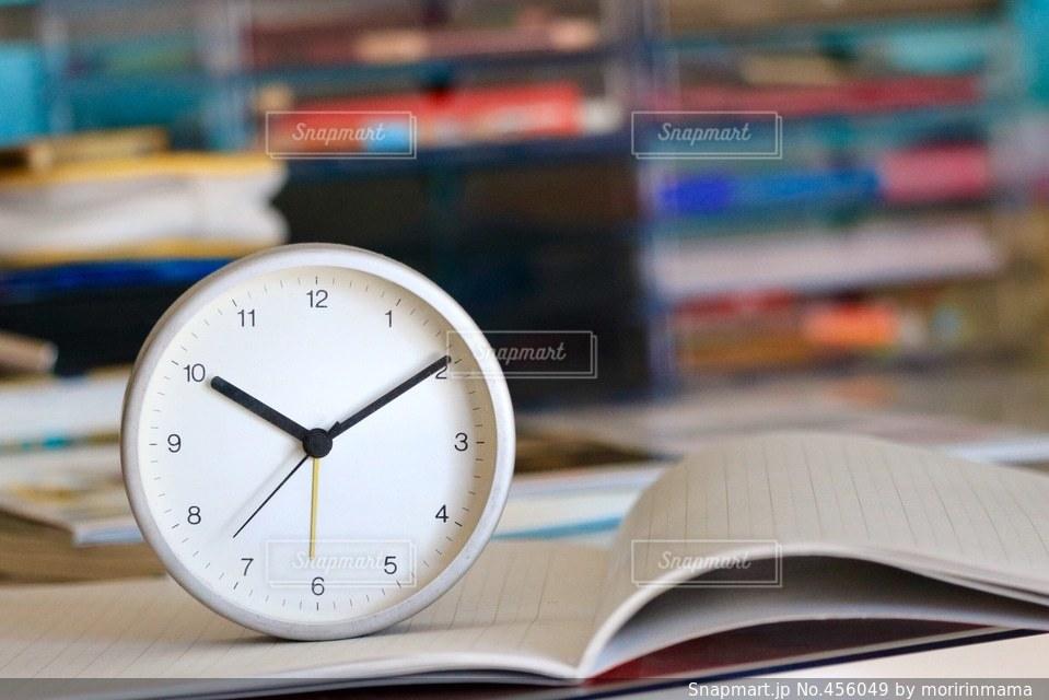 時計の写真・画像素材[456049]