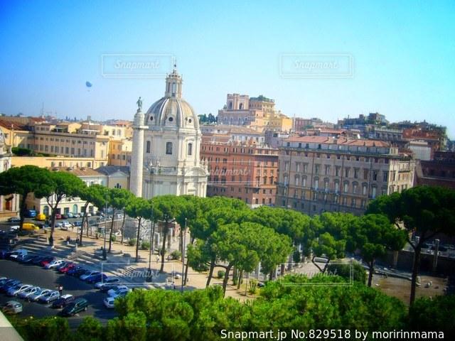 ローマの写真・画像素材[829518]