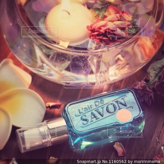 ジェル香水の写真・画像素材[1160562]