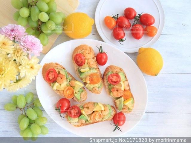 朝食の写真・画像素材[1171828]