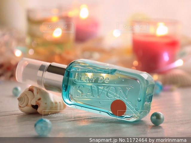 ジェル香水の写真・画像素材[1172464]