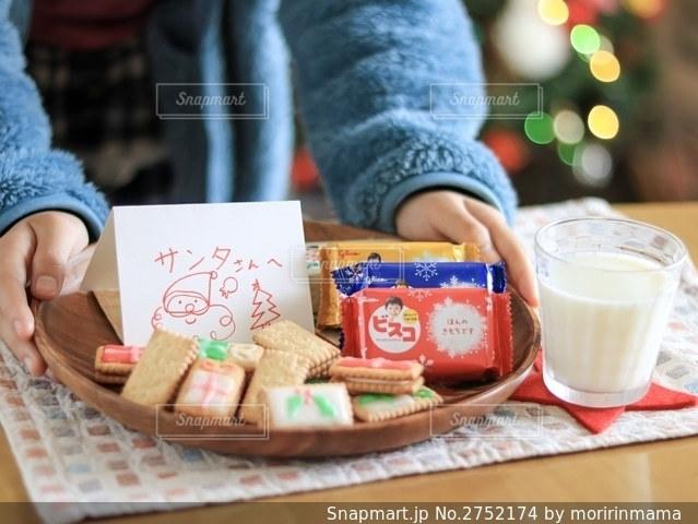 ビスコクリスマスの写真・画像素材[2752174]