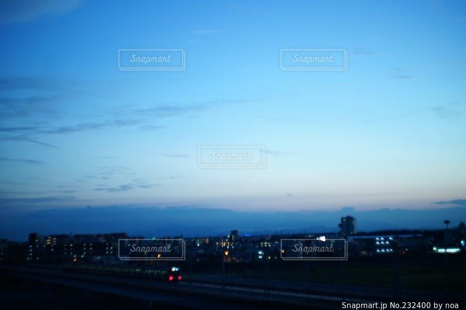 空の写真・画像素材[232400]