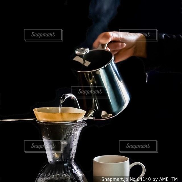 コーヒーの写真・画像素材[64140]