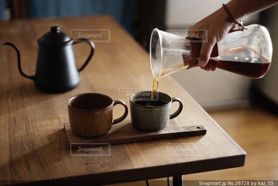 コーヒーの写真・画像素材[26728]