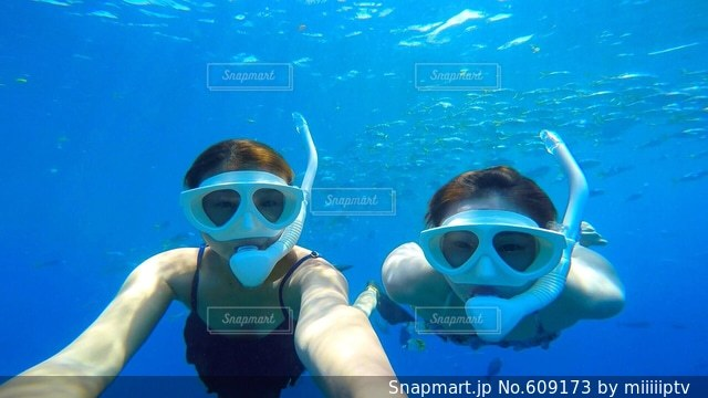 海の写真・画像素材[609173]