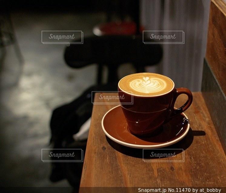 コーヒーの写真・画像素材[11470]