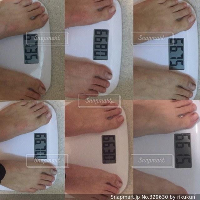 ダイエットの写真・画像素材[329630]