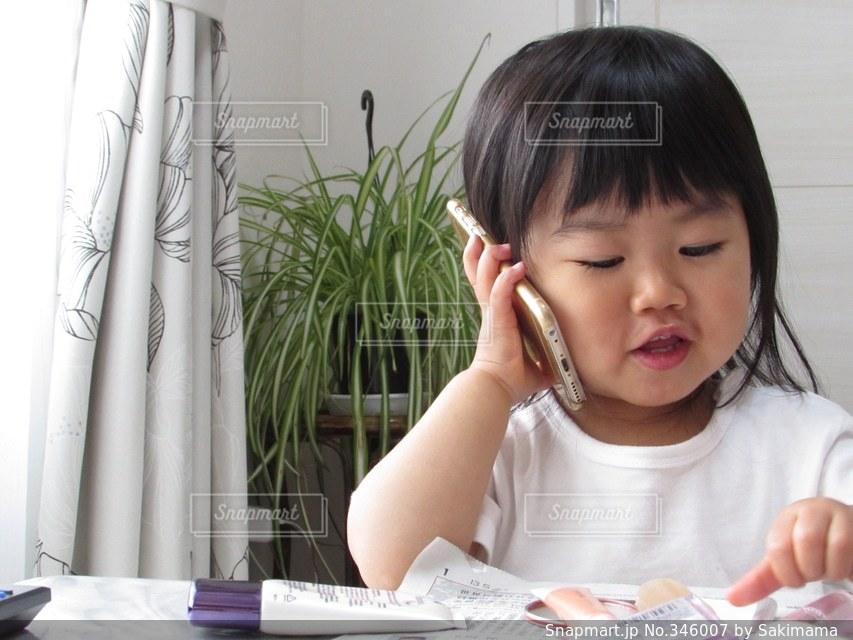 子どもの写真・画像素材[346007]