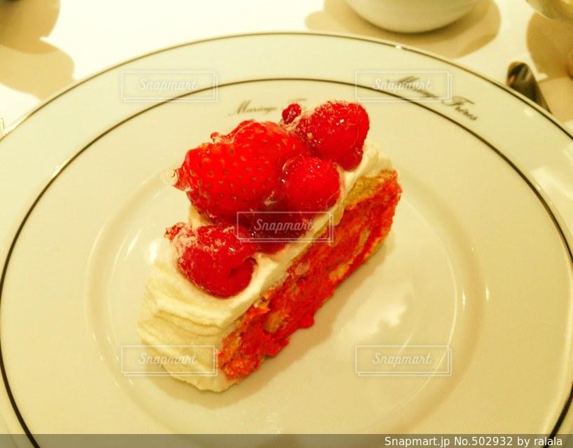 ケーキの写真・画像素材[502932]