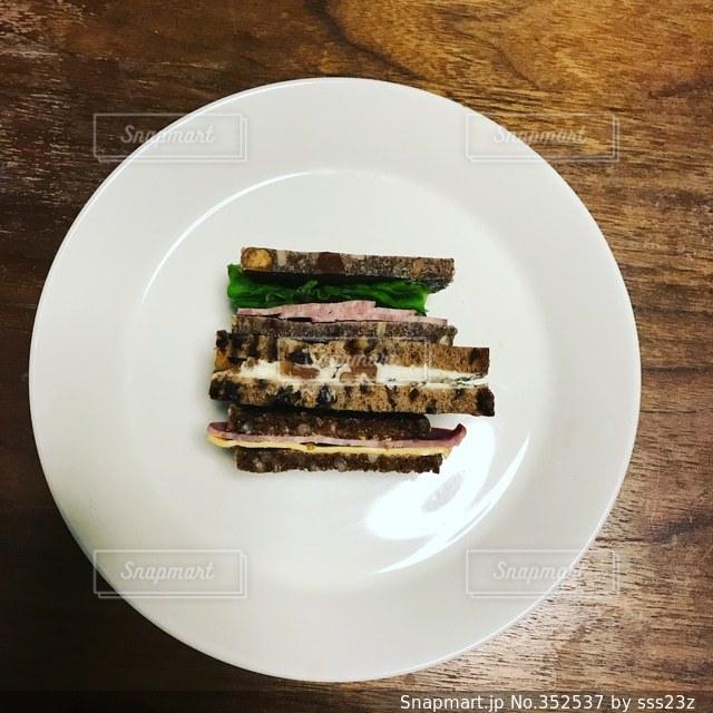 食べ物の写真・画像素材[352537]
