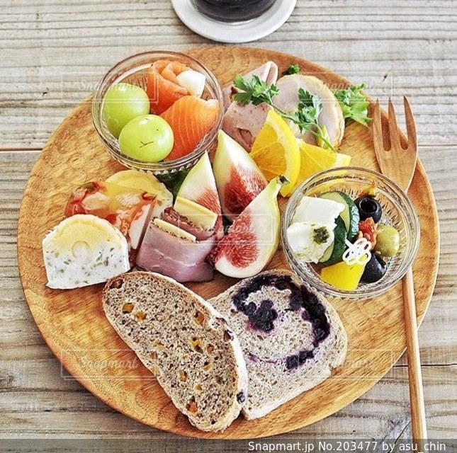 食べ物の写真・画像素材[203477]