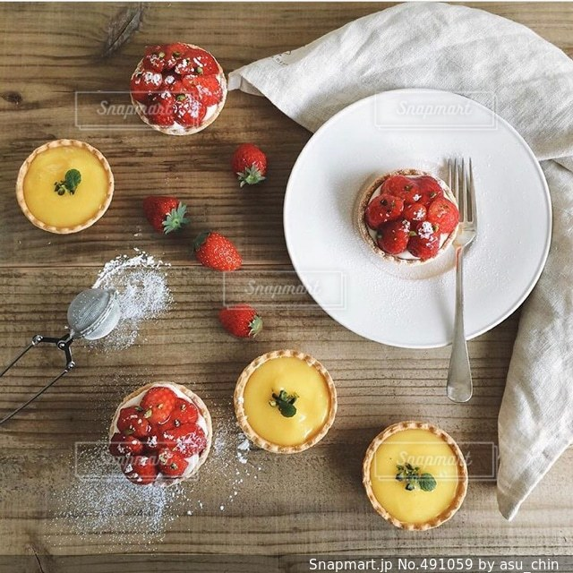 ケーキの写真・画像素材[491059]