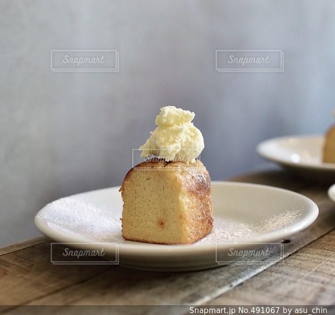 ケーキの写真・画像素材[491067]