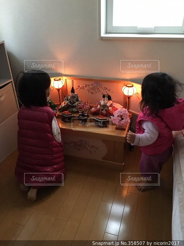 子供の写真・画像素材[358507]