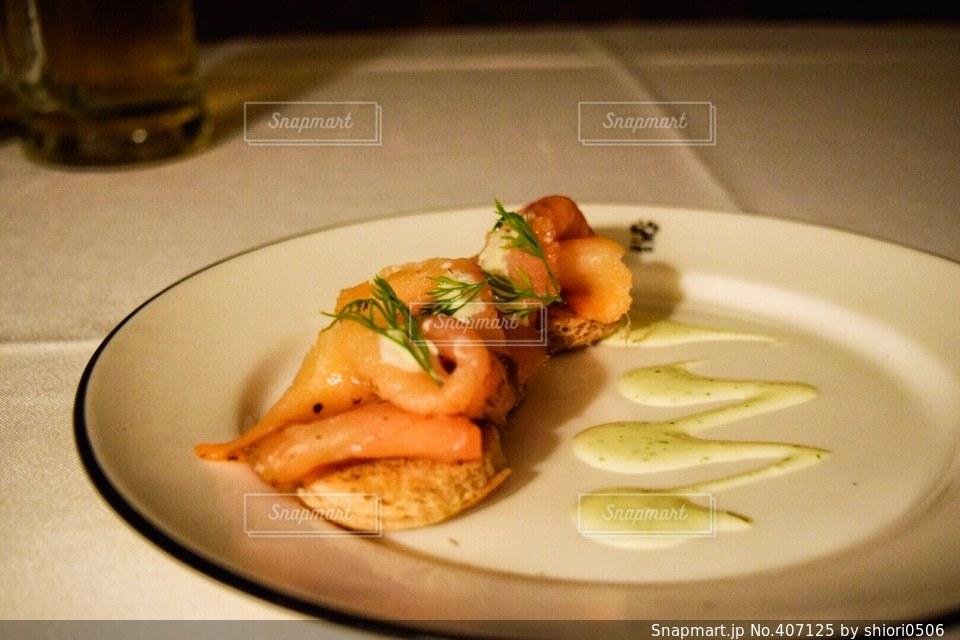 食事の写真・画像素材[407125]