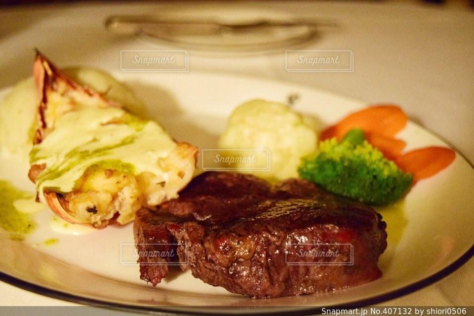 食事の写真・画像素材[407132]