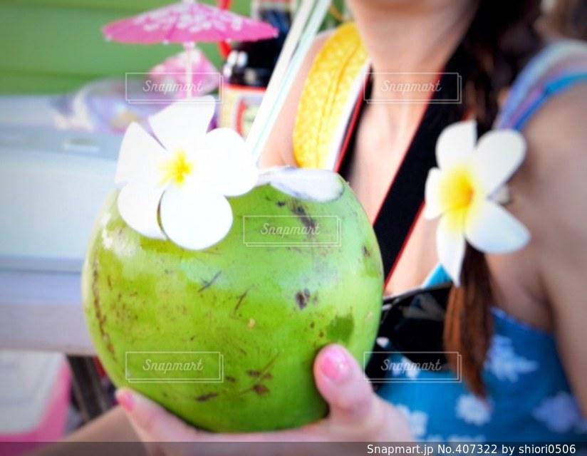 飲み物の写真・画像素材[407322]
