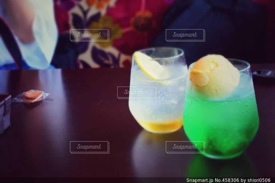 飲み物の写真・画像素材[458306]