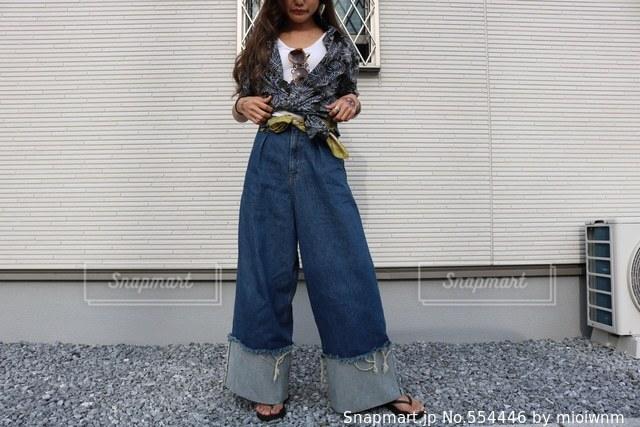 fashionの写真・画像素材[554446]