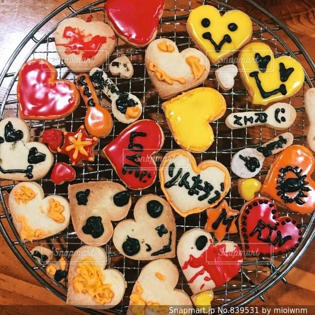お菓子の写真・画像素材[839531]