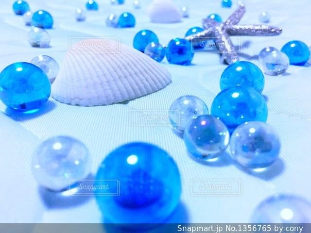 青い夏の写真・画像素材[1356765]