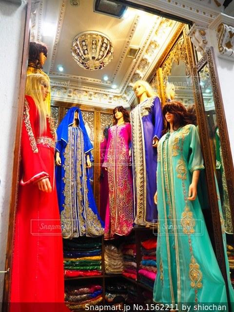 モロッコの花嫁衣装✨の写真・画像素材[1562211]