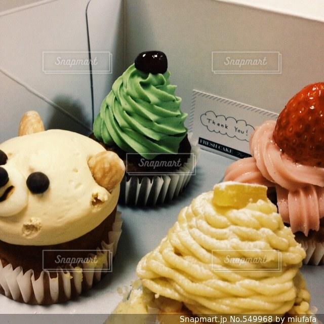 ケーキの写真・画像素材[549968]