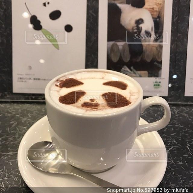 カフェの写真・画像素材[597952]