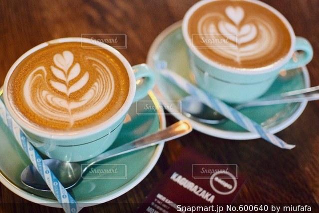 カフェの写真・画像素材[600640]