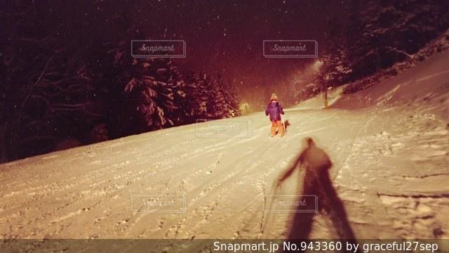 子どもスキー - No.943360