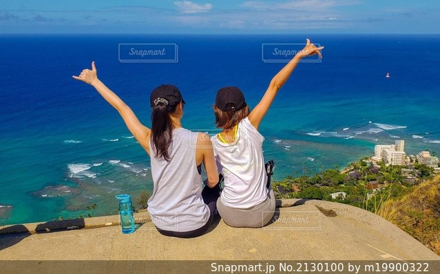 The Hawaiiの写真・画像素材[2130100]