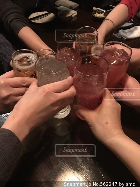 飲み会の写真・画像素材[562247]