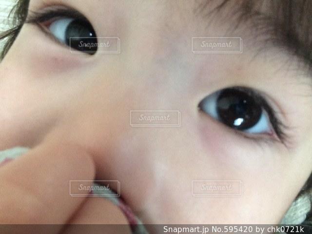 子どもの写真・画像素材[595420]