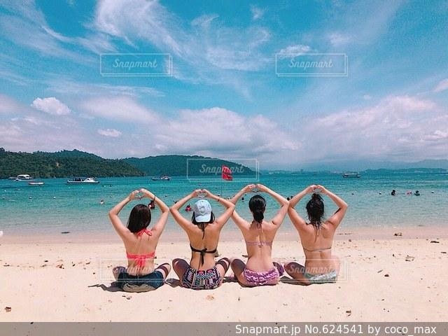 海の写真・画像素材[624541]