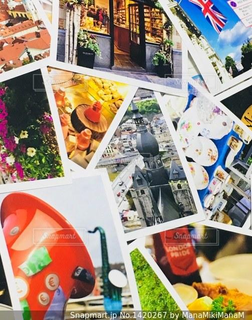 ヨーロッパ周遊旅行の思い出(´∀`)の写真・画像素材[1420267]