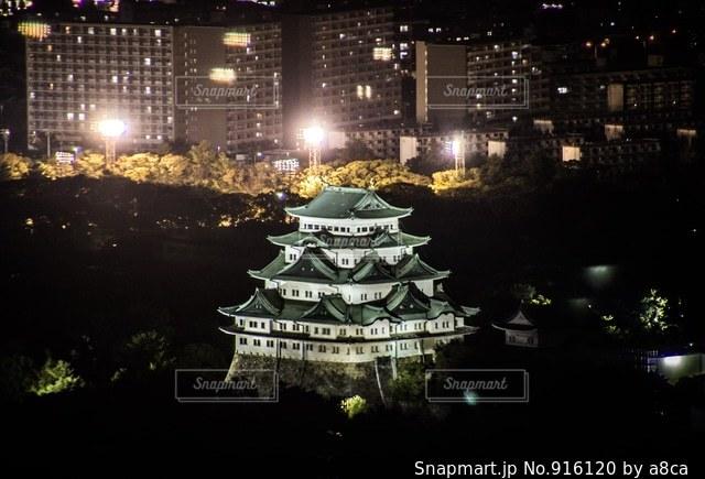 夜の街の景色 - No.916120