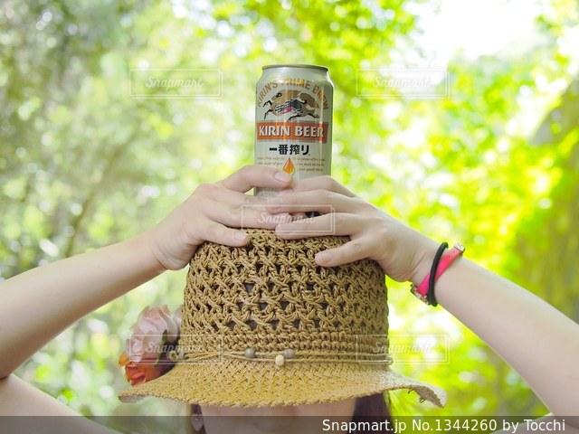 ビールの写真・画像素材[1344260]
