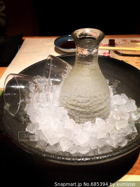 日本酒の写真・画像素材[685394]