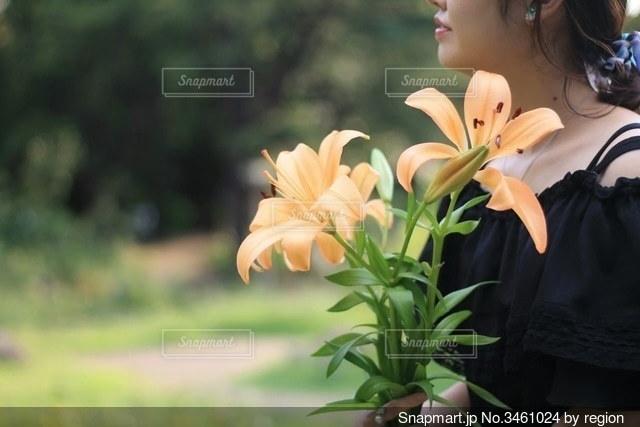 君に花をの写真・画像素材[3461024]