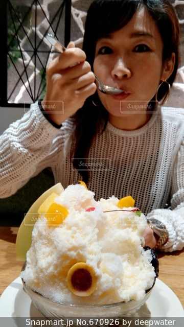 かき氷 - No.670926