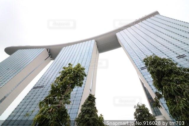 大きな白い建物 - No.916028