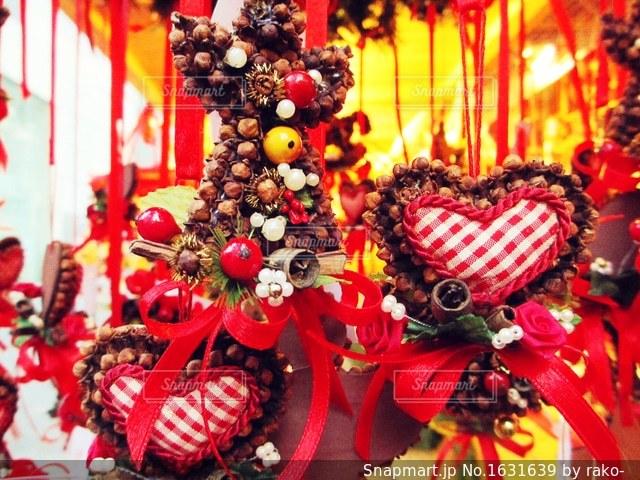 クリスマス ツリーの飾りの写真・画像素材[1631639]