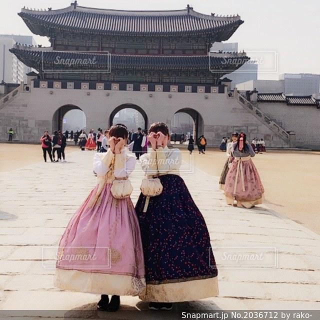 韓国旅行の写真・画像素材[2036712]