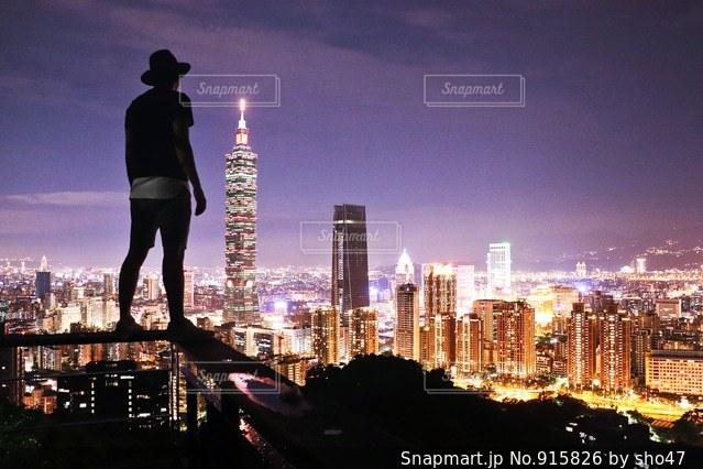夜の街の景色 - No.915826