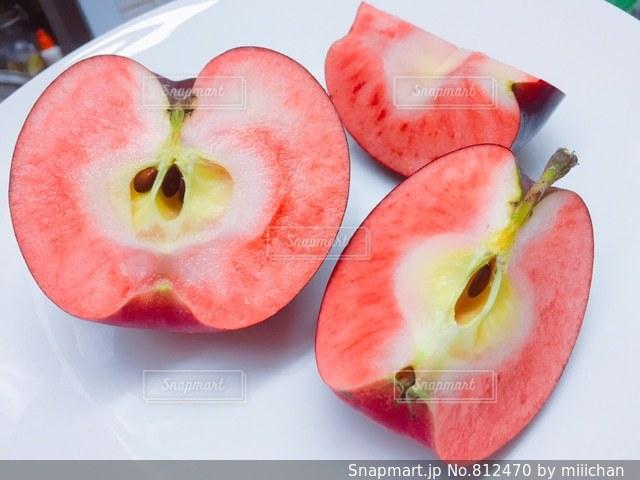 珍しいフルーツの写真・画像素材[812470]