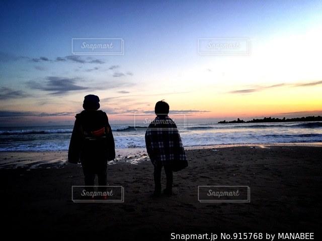 夜明け前の写真・画像素材[915768]